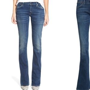 Citizens of humanity emannuelle Slim boot jeans 28